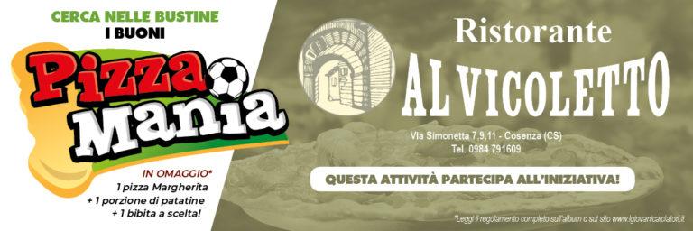 Pizza Mania, l'iniziativa originale da far leccare i baffi!