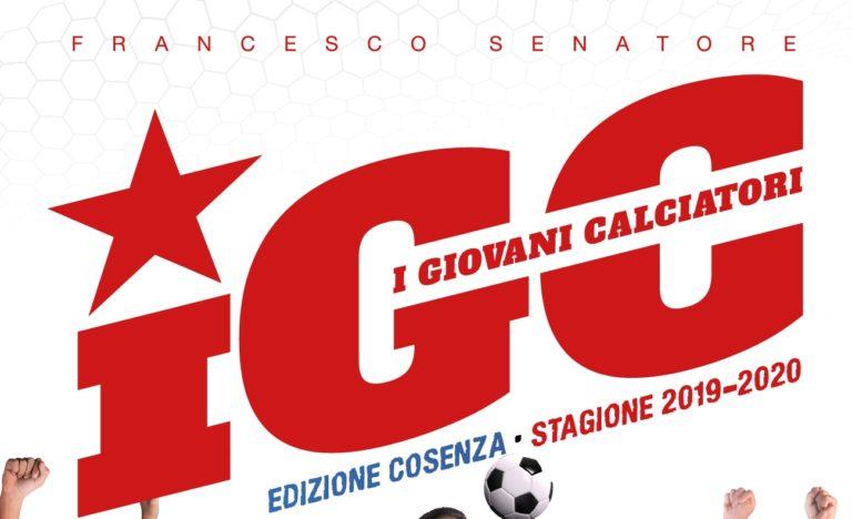 """La nuova copertina del nuovo raccoglitore """"i Giovani Calciatori"""" stagione 2019/2020!!!"""