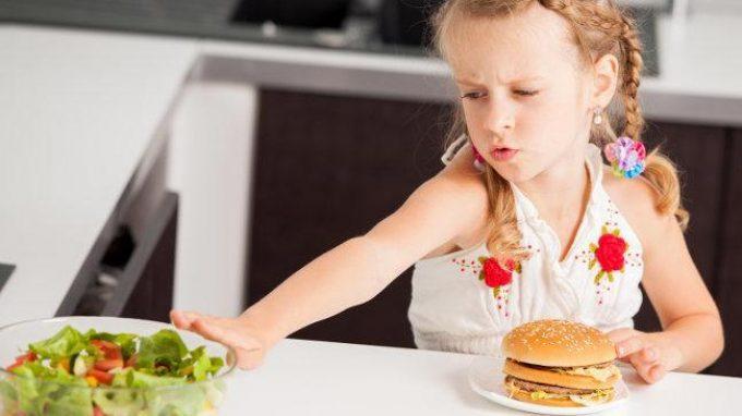 Disordini alimentari e problemi nutrizionali in età pediatrica